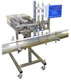 Máquina de rellenar líquida semiautomática para la línea de embalaje