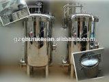 Carcaça de filtro portátil industrial do cartucho da água do aço inoxidável