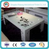 Стекло Китая ясной согнутое таблицей Tempered с ISO CCC