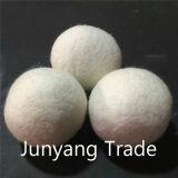 6-Pack 100% Pure Organic Dia 2.5 pouces Sèche-laine Boules pour sécheuse