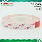 Nastro a doppio foglio del tessuto della rottura adesiva della barretta del nastro Sh238 Repositionable di Somi per attaccare
