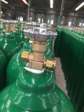 cilindro de oxígeno 6m3 para el mercado de Colombia (40L X150BAR)