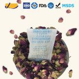 Trocknendes Quetschkissen-Silikagel-Trockenmittel mit der freien Probe angeboten