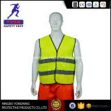 Veste reflexiva da segurança do Workwear elevado da classe 2 da visibilidade da fábrica diretamente