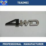ABS 4WD 127*32mm для значка эмблемы автомобиля стикера тела Тойота
