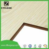 plancher stratifié par HDF de bonne qualité de 12mm avec la protection de l'environnement