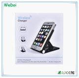 Beweglicher Handy-drahtlose Aufladeeinheit mit einer 1 Jahr-Garantie (WY-CH04)