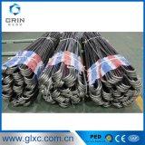 中国の製造者のCustomedのステンレス鋼のくねりの管