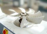 Macchina d'equilibratura verticale per la frizione del volano della ventola della pompa del disco del freno
