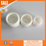 tägliche kosmetische Glassahnegläser 15g20g30g50g mit Kappen