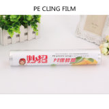 La película caliente biodegradable, se aferra película plástica, abrigo caliente plástico de la película
