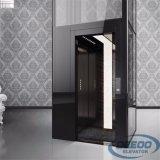 ガラス屋内屋外の住宅のホーム上昇の乗客のエレベーター