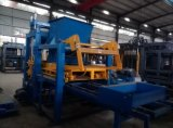 Machine de fabrication de brique automatique hydraulique pour la construction de Philippines