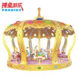 Carosello di lusso delle sedi elettriche del Merry-Go-Round 26 per il parco di divertimenti