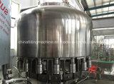 Автоматическая разлитая по бутылкам машина завалки питьевой воды с управлением PLC