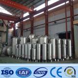 Tanque do ar do compressor de ar 1000L do parafuso, receptor de ar 500L 1.0m3/0.8MPa