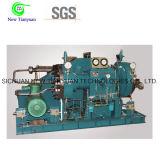 diafragma de alta pressão do compressor do gás/hidrogênio/oxigênio do fluxo de volume 300nm3h