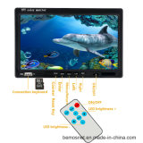 """7 """"LCD DVR con contador de longitud y teclado de la cámara de inspección de alcantarillado"""