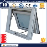 Aluminum Frame Small Decorative Soundproof Awning Window with Crank
