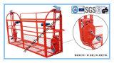 Plataforma suspendida Zlp durable segura para la construcción
