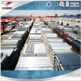 Pouce de la pipe galvanisé par usine 1/2 de la Chine au diamètre 12inch