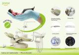 Unidad Silla dental Equipo médico con el Asistente de heces