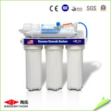 RO 시스템에 있는 5개의 단계 UF 물 정화기