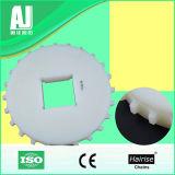 Plastica di nylon dei rulli di Hairise la piccola innesta le ruote dentate di puleggia