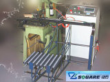 Machine de découpage de ressort de S-Forme de sofa Qd2b
