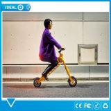 Trasporto libero per piegare la bici elettrica della bicicletta motorizzata motorino elettrico