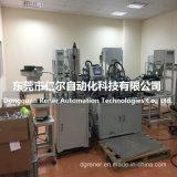 Les constructeurs ont personnalisé la machine automatique d'Assemblée pour la production sanitaire