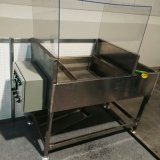 Tsautop Qualität, die einteilige Maschine für DIY Wasser-Übergangsdrucken-Tauchbehälter mit waschender Gewehr eintaucht und wäscht