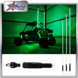 singole 8FT fruste di colore LED di 4FT 5FT 6FT per la jeep del Buggy di ATV UTV