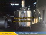 1000 tanque de mistura do aço inoxidável do litro 304/316