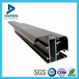 Renfermer le guichet de glissement partie le profil en aluminium d'aluminium d'extrusion d'alliage
