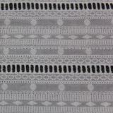 Tessuto popolare del ricamo del cotone di disegno di modo nuovo