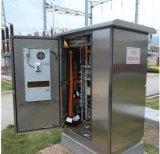 Industriële Airconditioner die in het Kabinet van Telecommunicatie wordt gebruikt
