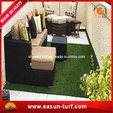 Rete fissa artificiale dell'erba dell'erba artificiale verde ecologica per esterno