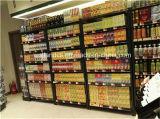 NSFエポキシの上塗を施してあるワイヤー金属のよい棚によって使用されるスーパーマーケット装置