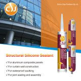 Vedador à prova de intempéries forte do silicone para a parede de alumínio estrutural