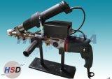 Beweglicher Schweißens-Gewehr PET Extruder-Handstrangpresßling-Schweißer