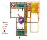 Beifall-Unterhaltungs-Schloss-themenorientierter Innenspielplatz für Verkauf