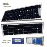 Crepuscolo solare dell'indicatore luminoso di via di prezzi acquistabili LED all'alba con la batteria LiFePO4