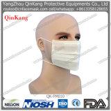 respirateur 3ply chirurgical non-tissé et masque protecteur médical de marche à suivre de bandeau