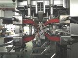 Empaquetadora que capsula y del eje de rotación automático para el casquillo del tarro