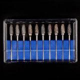 Carbure de tungstène dentaire Burs Drill dents pour le laboratoire de polissage 2.35mm
