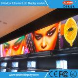 Fácil instalação Módulo de exibição de LED em cores Full HD HD P4