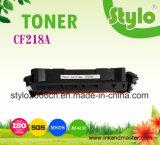 Cartucho de toner de la impresora laser de CF218A 18A para el cartucho de toner del HP