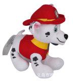 Het Customed Gevulde Stuk speelgoed van de Pluche van de Vinger van de Handpop van de Aap In het groot Zachte