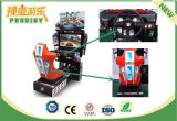 Машина видеоигры участвуя в гонке автомобиля видеоигры фабрики оптовая